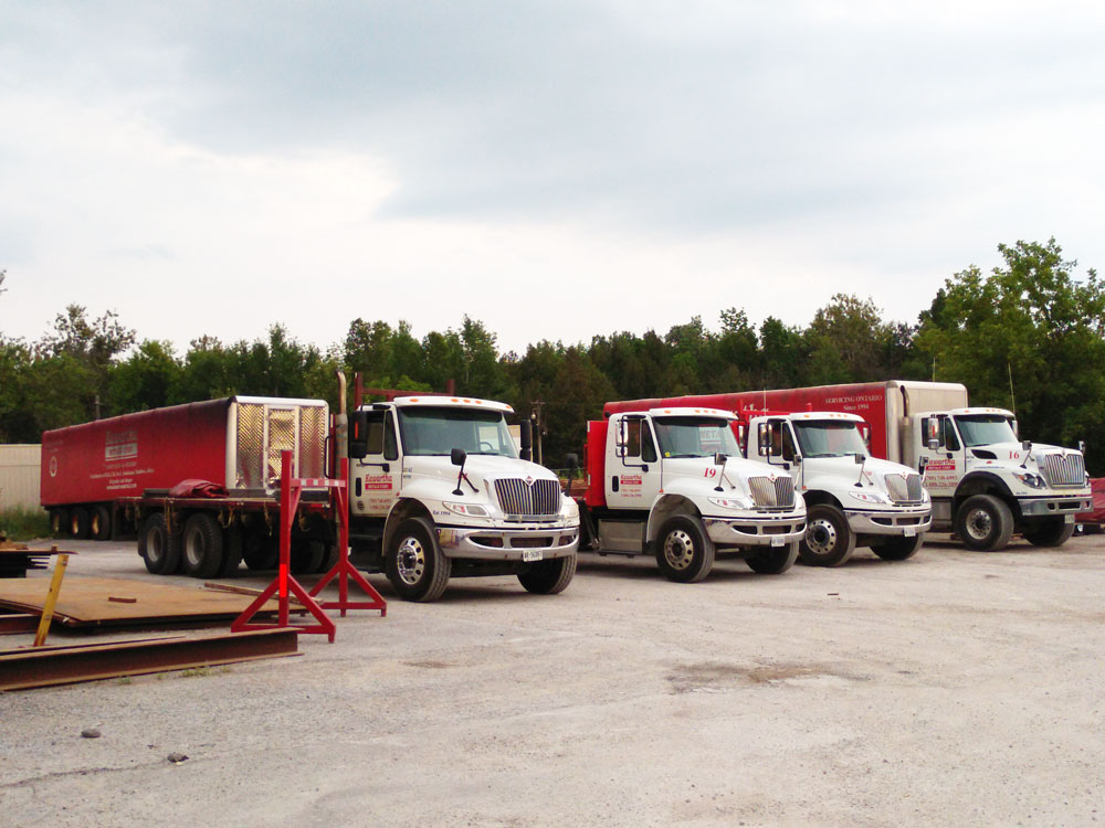 kawartha metal delivery service